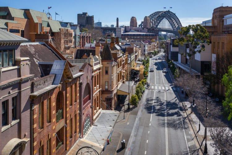 Район Рокс - достопримечательности Сиднея