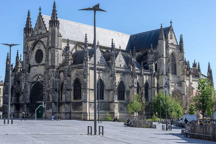 Храм Святого Михаила - достопримечательности Бордо