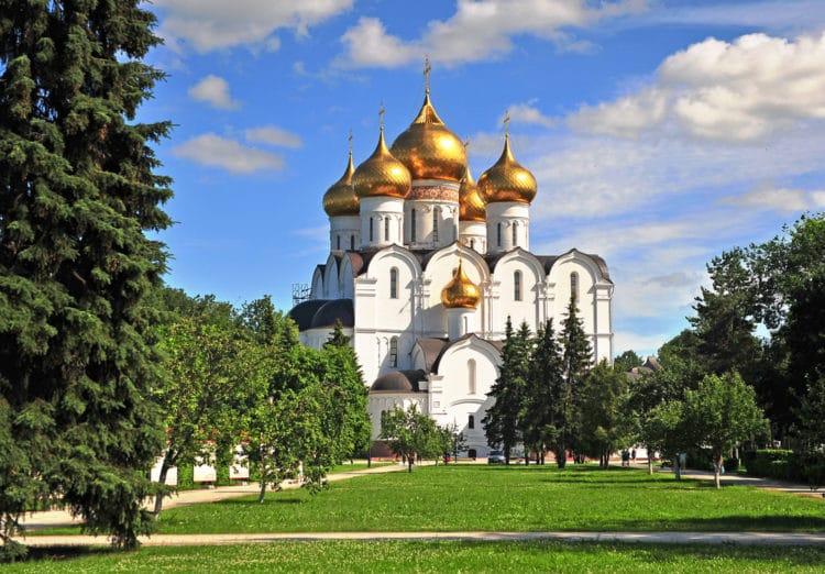 Успенский собор - достопримечательности Ярославля