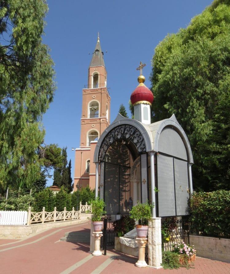 Церковь апостола Петра и праведной Тавифы - достопримечательности Тель-Авива