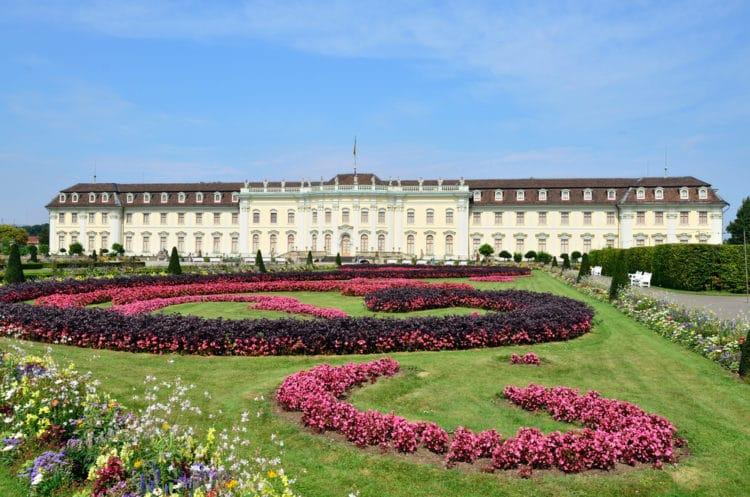 Людвигсбургская резиденция - достопримечательности Штутгарта
