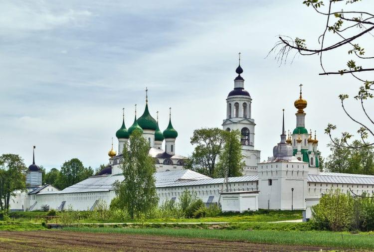 Толгский монастырь - достопримечательности Ярославля