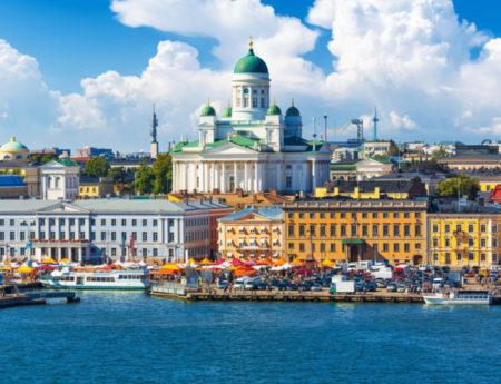 Достопримечательности Хельсинки: Топ-30