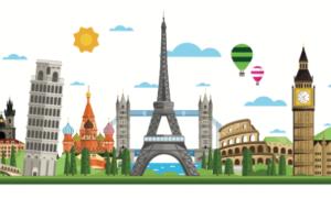 Самые красивые города Европы 2021 (Полный список)