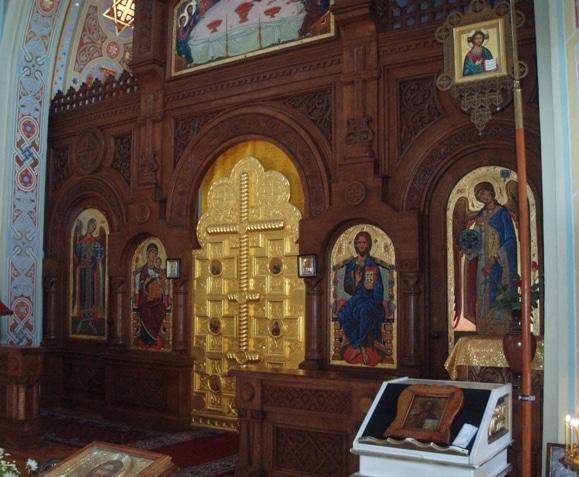 Форосская церковь - достопримечательности Ялты