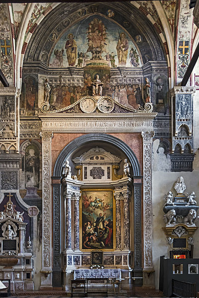 Базилика Санта Анастасия - достопримечательности Вероны