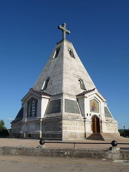 Свято-Никольский храм - достопримечательности Севастополя