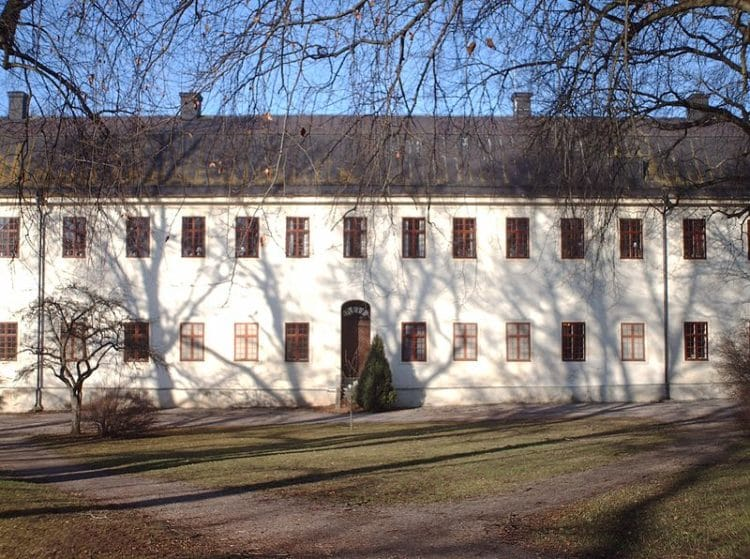 Вадстенское аббатство - достопримечательности Стокгольма