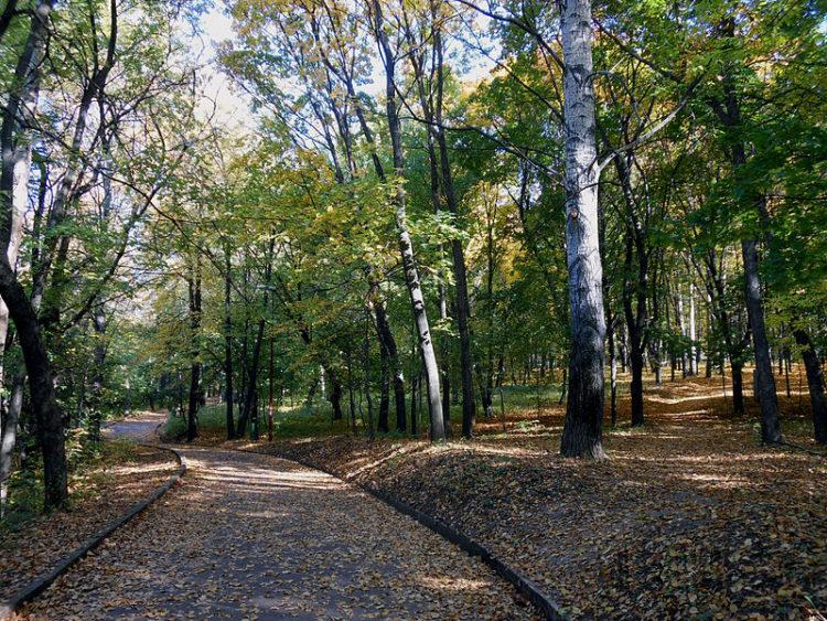 Парк Швейцария - достопримечательности Нижнего Новгорода