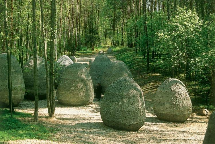 Парк Европы - достопримечательности Вильнюса