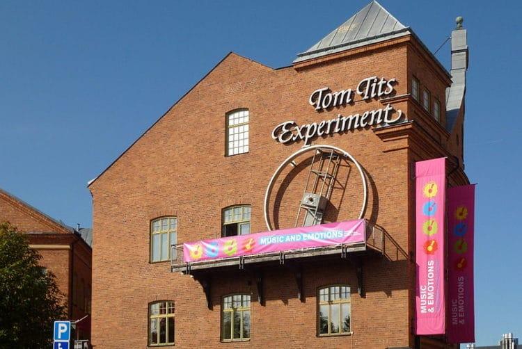 Музей экспериментов Тома Тита - достопримечательности Стокгольма