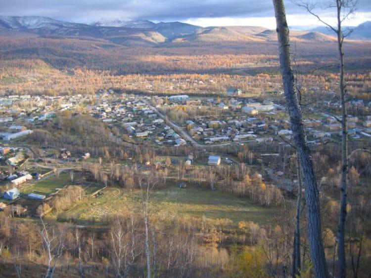 Село Эссо - достопримечательности Камчатски