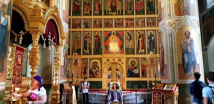 Благовещенский собор Казанского кремля - достопримечательности Казани