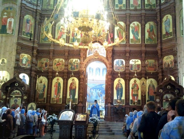 Александро-Невский Новоярмарочный собор - достопримечательности Нижнего Новгорода