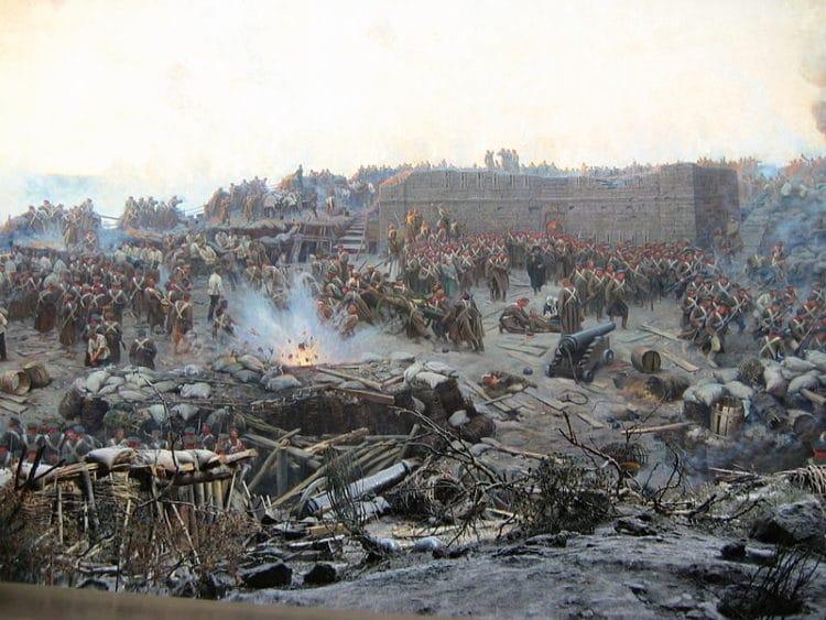 Музей панорама «Оборона Севастополя» - достопримечательности Севастополя