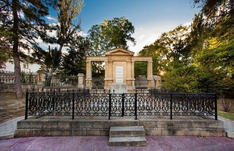 Церковь Сурб Саркис и могила Айвазовского - достопримечательности Феодосии