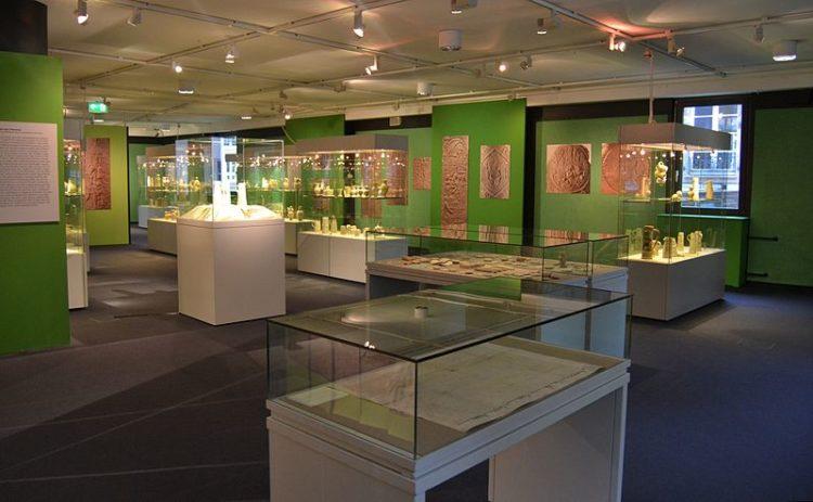 Немецкий музей керамики - достопримечательности Дюссельдорфа