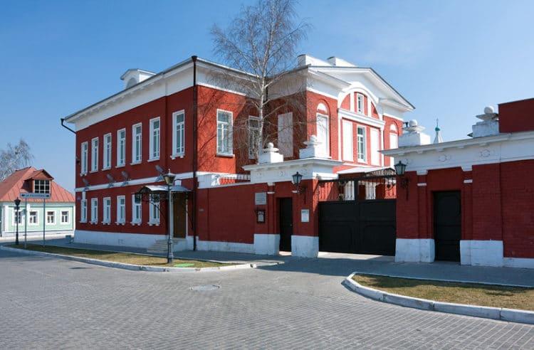 Коломенский краеведческий музей - достопримечательности Коломны