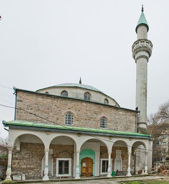 Мечеть Муфтий-Джами - достопримечательности Феодосии