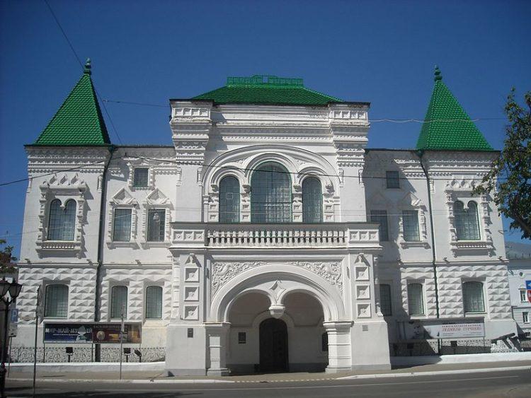 Романовский музей - достопримечательности Костромы