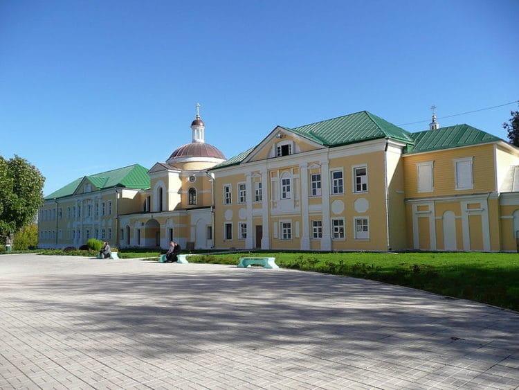 Христорождественский монастырь - достопримечательности Твери