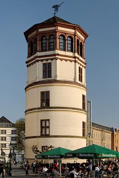Музей судоходства и мореплавания - достопримечательности Дюссельдорфа
