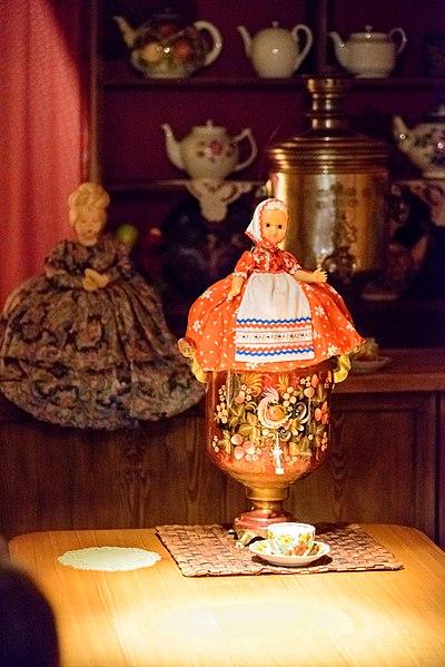 Музей тверского быта - достопримечательности Твери