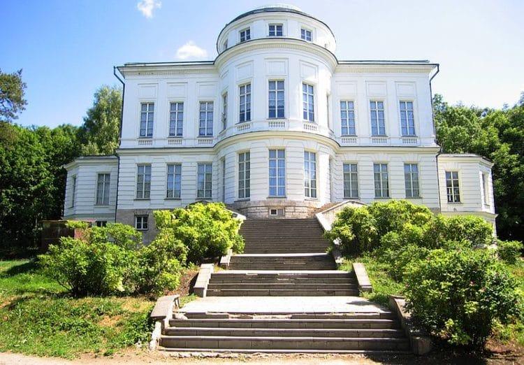 Богородицкий дворец-музей и парк - достопримечательности Тулы