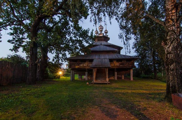 Музей-заповедник «Костромская слобода» - достопримечательности Костромы