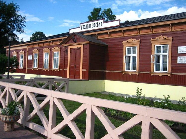 Станция-музей «Козлова Засека» - Что посмотреть в Туле