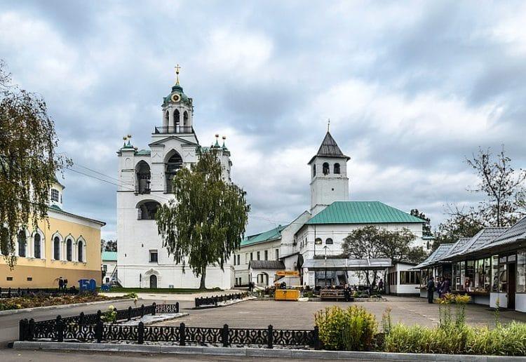Ярославский музей-заповедник - достопримечательности Ярославля