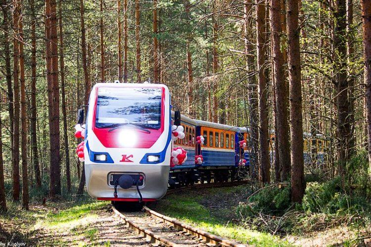 Ярославская детская железная дорога - Что посмотреть в Ярославле