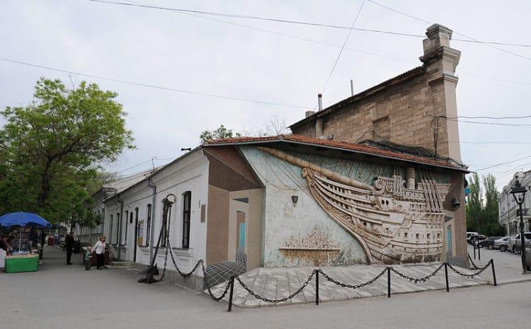 Музей Александра Грина - достопримечательности Фнодосии