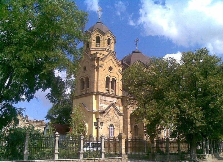 Храм Святого Илии - достопримечательности Евпатории