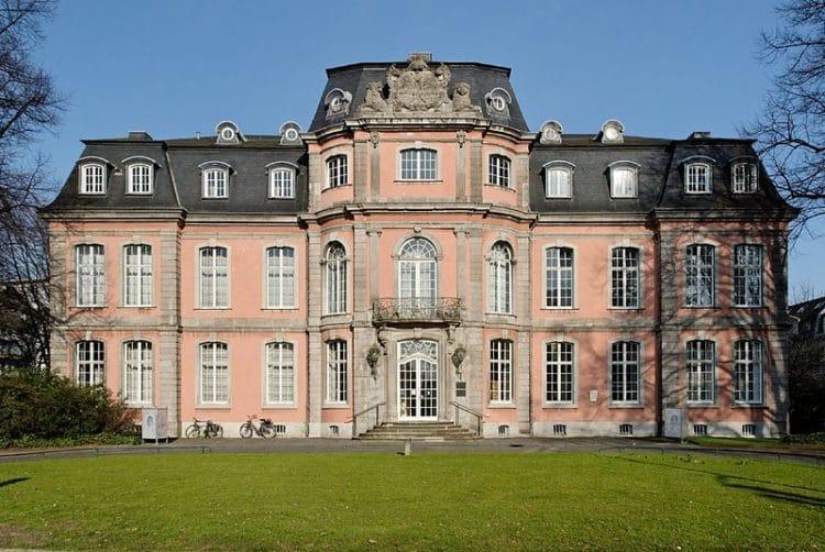 Музей Гёте - достопримечательности Дюссельдорфа