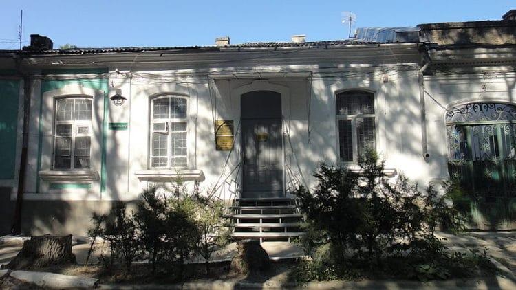 Музей Марины и Анастасии Цветаевых - достопримечательности Феодосии