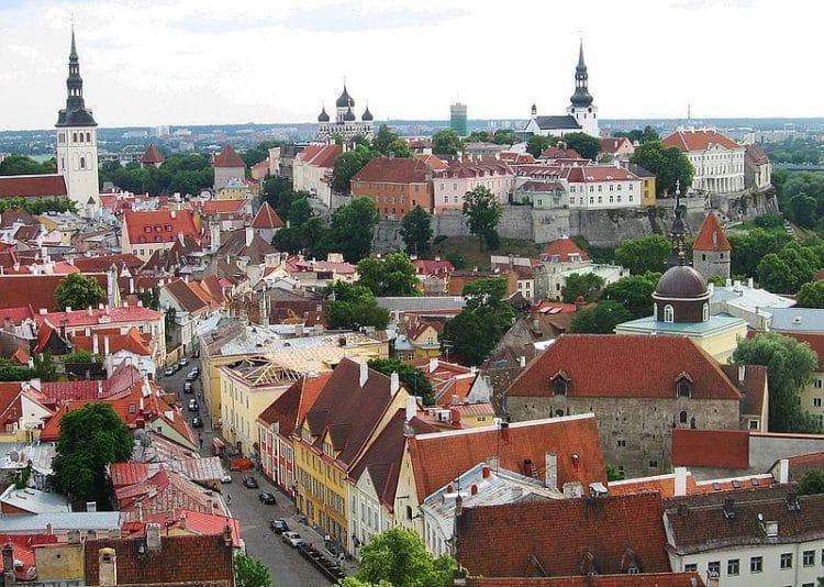 Старый город - достопримечательности Таллина