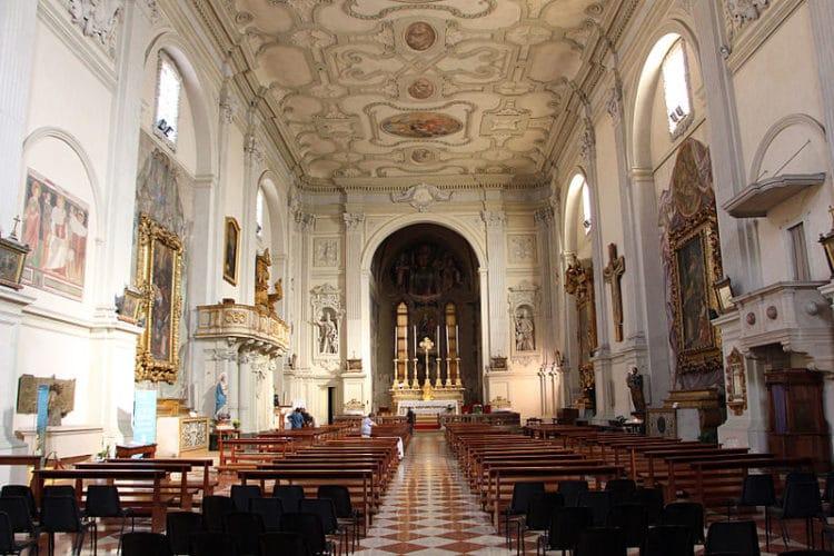 Церковь Святого Августина - достопримечательности Римини