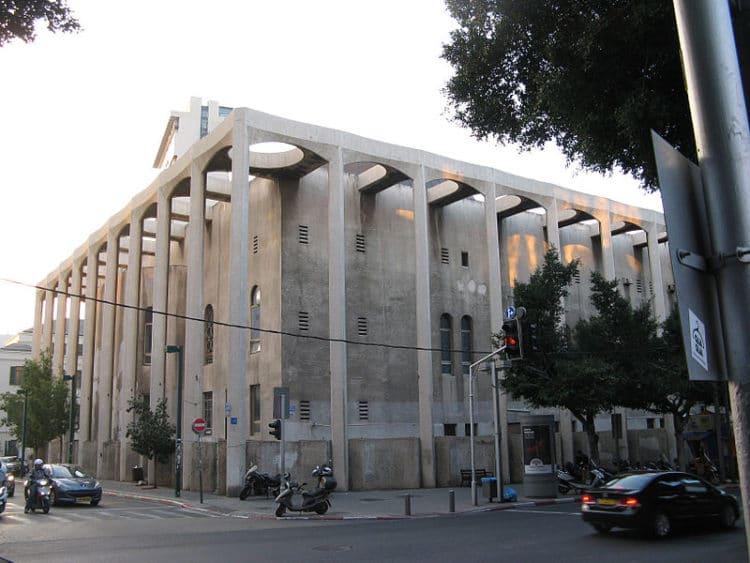 Большая синагога - достопримечательности Тель-Авива