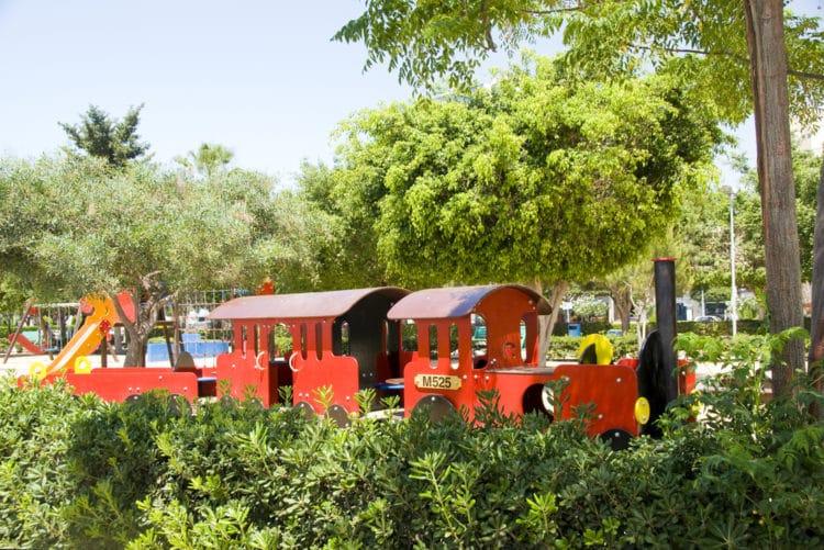 Муниципальный парк - достопримечательности Лимассола