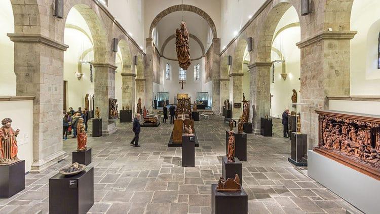 Музей Шнютген - достопримечательности Кёльна