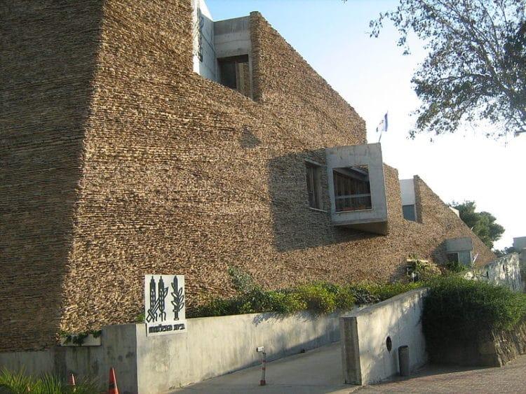 Музей Пальмах - достопримечательности Тель-Авива