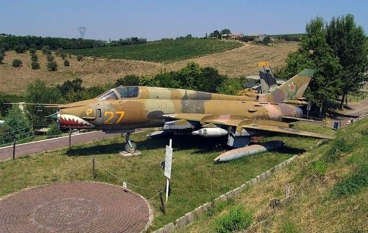 Парк-музей авиации - достопримечательности Римини
