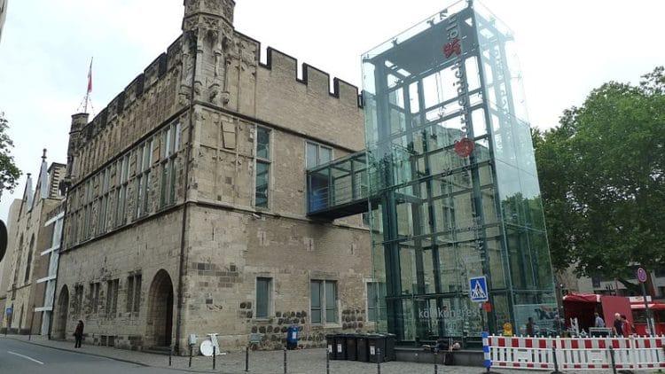 Концертный зал Гюрцених - достопримечательности Кёльна
