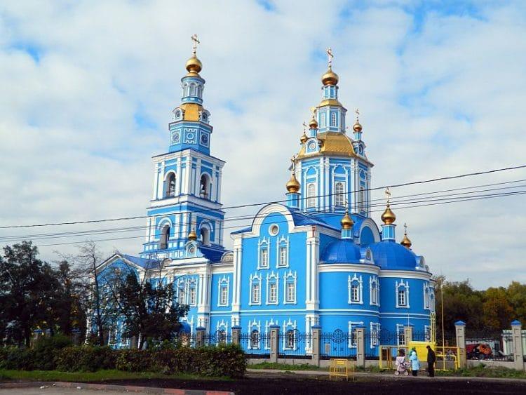 Самые красивые города России - Ульяновск