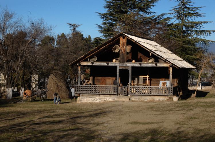 Тбилисский этнографический музей - достопримечательности Тбилиси