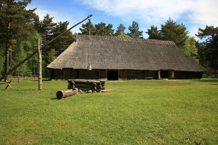 Эстонский музей под открытым небом Рокка-аль-Маре - Что посмотреть в Таллине