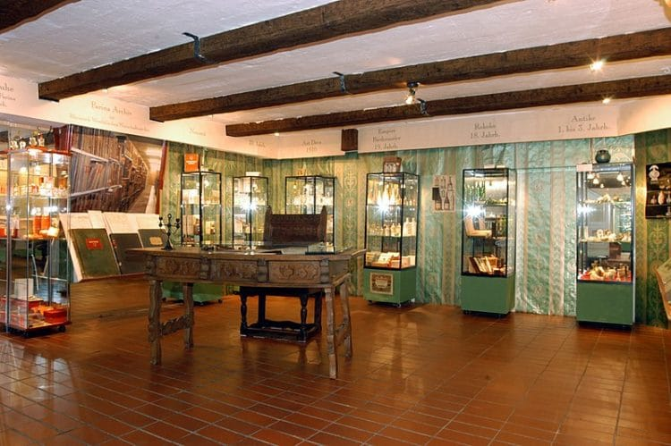 Музей духов (Дом Фарина) - достопримечательности Кёльне