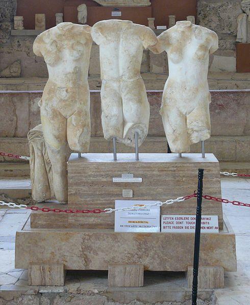 Археологический музей - достопримечательности Сиде