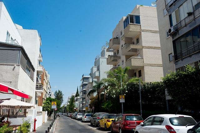 Белый город - достопримечательности Тель-Авива
